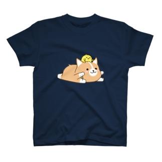 いたわりコーギー T-shirts