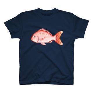 dotどっと〜鯛〜 T-shirts