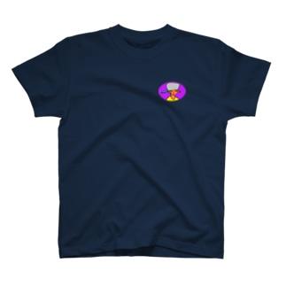 catonのcap girl 01 T-shirts