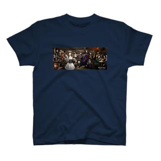 酒場と看板娘 T-shirts