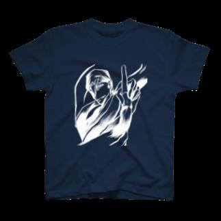 speramistの職業戦士『記士』 T-shirts