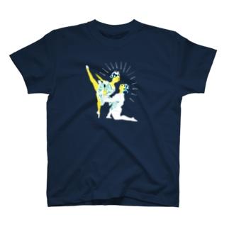 horimotoxxyukiのSwan Lake T-shirts