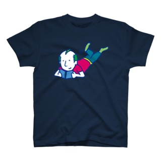Reading boy T-shirts
