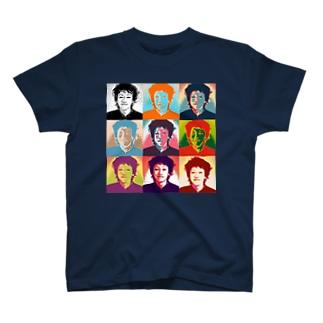 いろいろなゲスの T-shirts