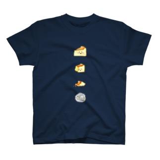 チーズケーキ! T-shirts