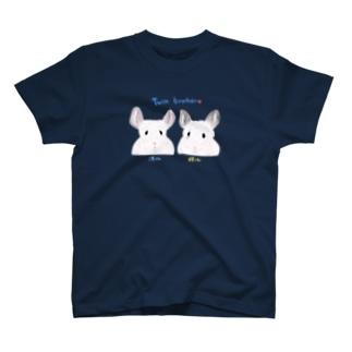 双子ちゃん(専用出品) T-shirts
