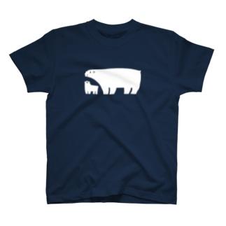シロクマ T-Shirt