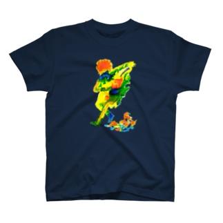 色遊び T-shirts