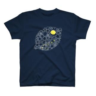 リモーネちゃんレモンいっぱいT(ホワイトライン) T-shirts