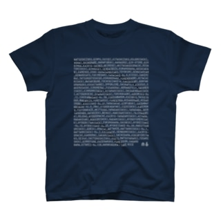 酒米全種 T-shirts