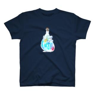 ガラスの心臓 T-shirts