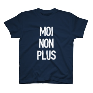 Moi non plus (DIN) T-shirts
