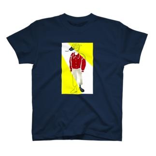 パイロットボーイ T-shirts