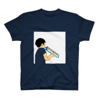 ピアニカのれんしゅうT T-shirts