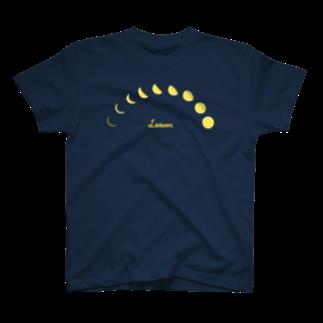 ウグイスのLemoon T-shirts