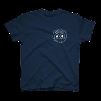 尾崎復活のなるほど(白) T-shirts