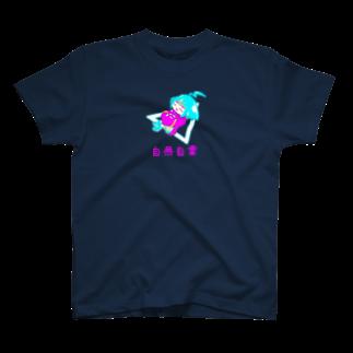 店々帝國の自暴自棄 T-shirts