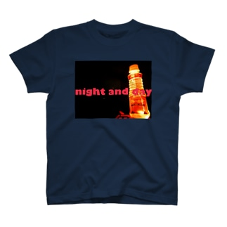 night and day T-shirts