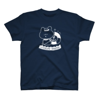 しろくマリンななみん(白) T-shirts