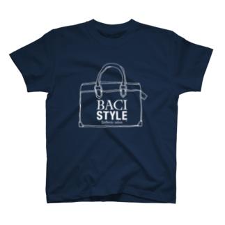 BACI_BAG_濃色 T-shirts