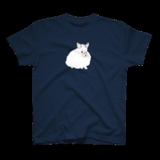 ヒラノマキコの2016.01月うさぎ T-shirts