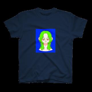 OTI-EGUMのHARE + HARE T-shirts