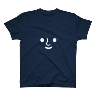 くろがおアップ✌ T-shirts