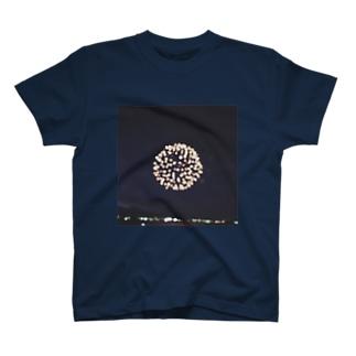 花ビー玉 T-shirts