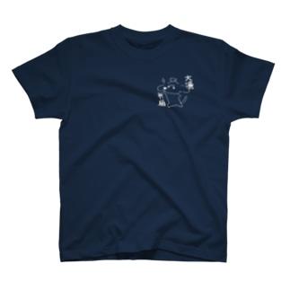 myyk960530の大漁祈願 T-shirts