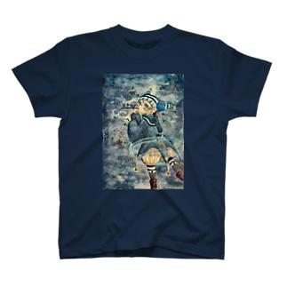 天文呪術少年 T-shirts