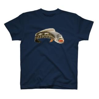 雷魚 T-shirts