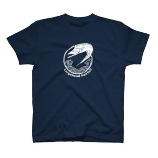 荒波の太刀魚 T-shirts