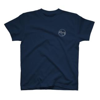グレー・ウェルビーイング T-shirts