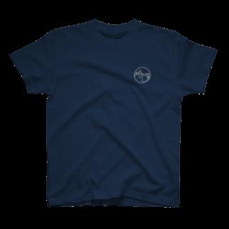 ケヤリーフショップのグレー・ウェルビーイング T-shirts