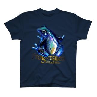 カエルメイト(Frog-mates)より「アマノカワズ」 T-shirts
