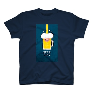 BEER KING(ビールの王様) T-shirts