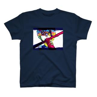 ブラックホールガール T-shirts