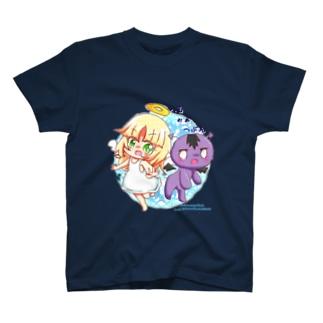 へるぉぁへぶん×ひよこめいぷる T-shirts