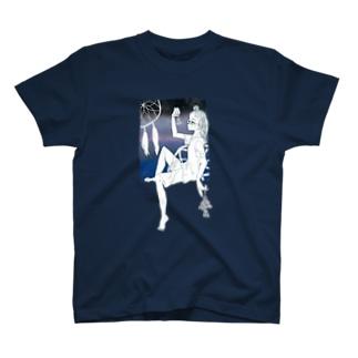 ドリームキャッチャー T-shirts