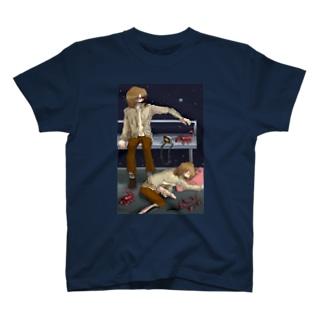 ベネラ14号とベネラ13号とサソリたち T-shirts
