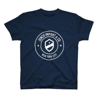 JENCO 2019AW_MARK T-shirts