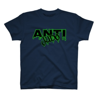 ANTIJUDO Tシャツ T-shirts