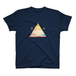 さんかく、でんぱ T-Shirt