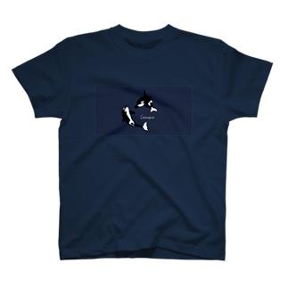 シャチ T-shirts