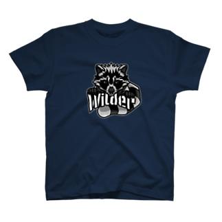 Wilder公式グッズ T-Shirt