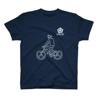 Brezel Radfahren T-shirts