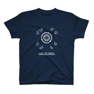 ろくろを回す (W) T-shirts