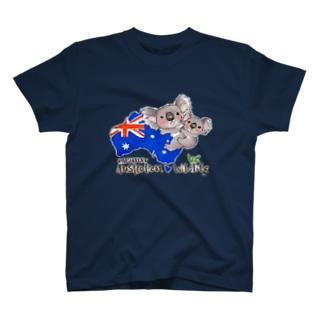 オーストラリアへの寄付 T-shirts