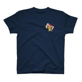 Tomoサル T-shirts