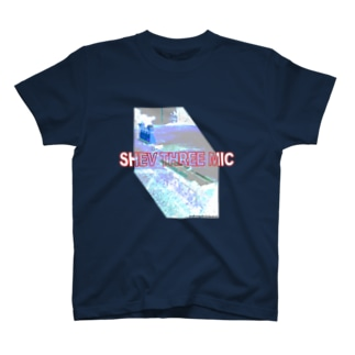SHEV THREE MIC T-shirts